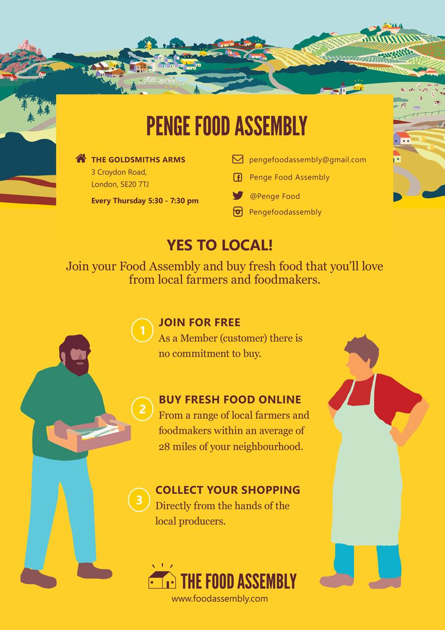 Penge Food Assembly